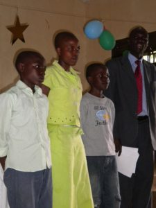 AAH Uganda Teen Trip