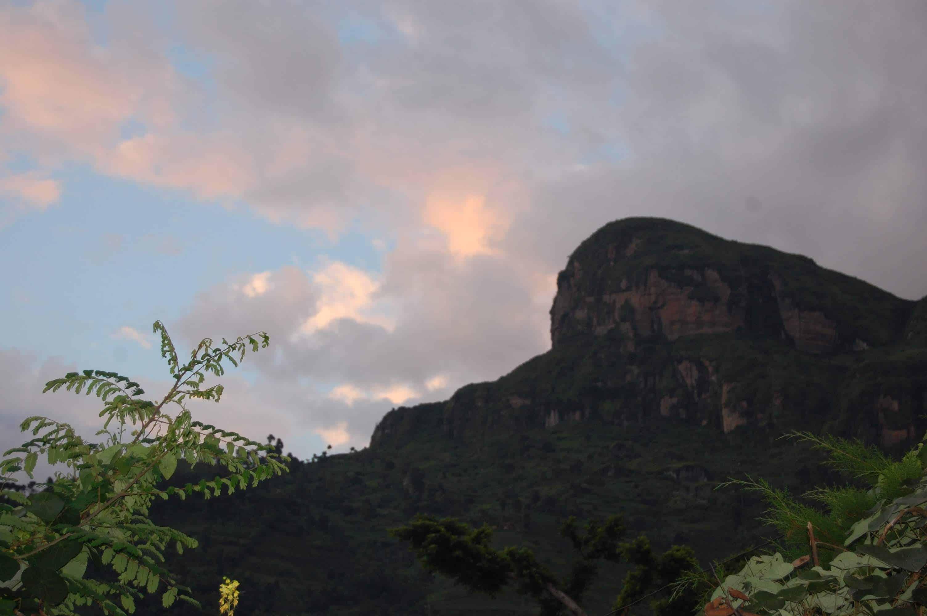 Uganda Mountains