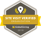 Global Giving Site Visit Verified Badge