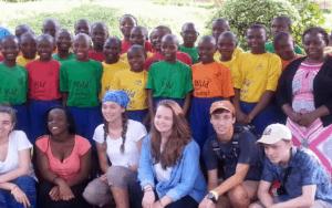 Arlington Academy of Hope Teen Service Trip