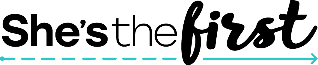 She's the First Logo