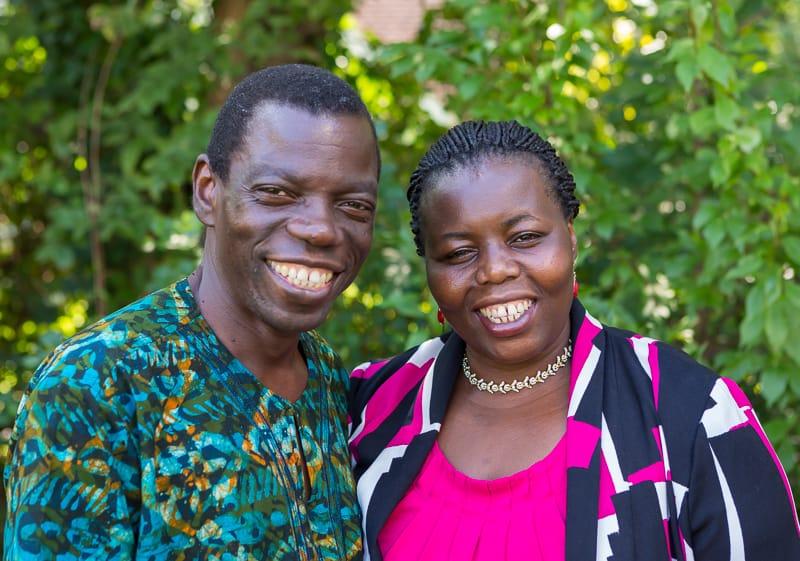 John and Joyce Wanda