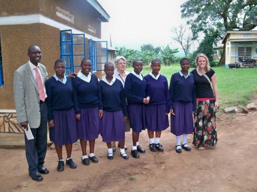 REACH for Uganda Secondary School