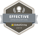 Global Giving Effective Organization Badge