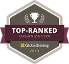 Global Giving Top Ranked Organization Badge