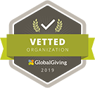 Global Giving Vetted Organization Badge