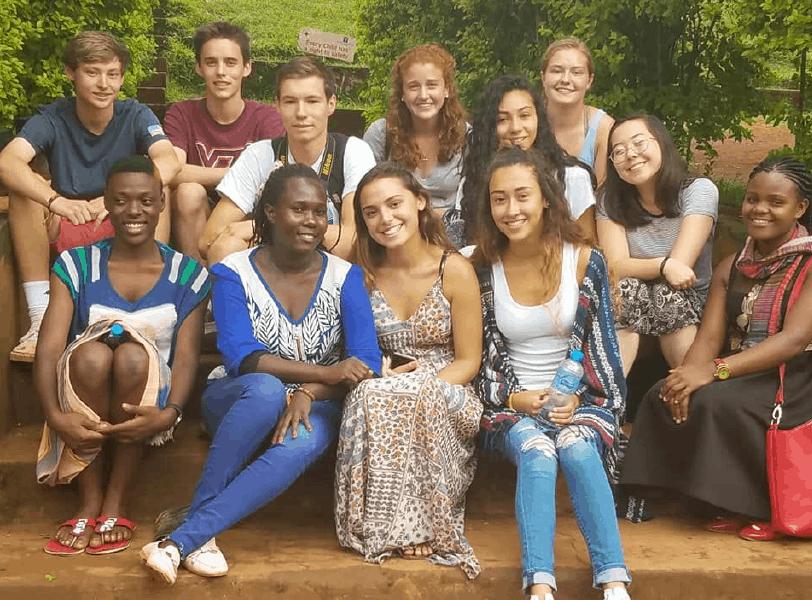 REACH Uganda Teen Trip